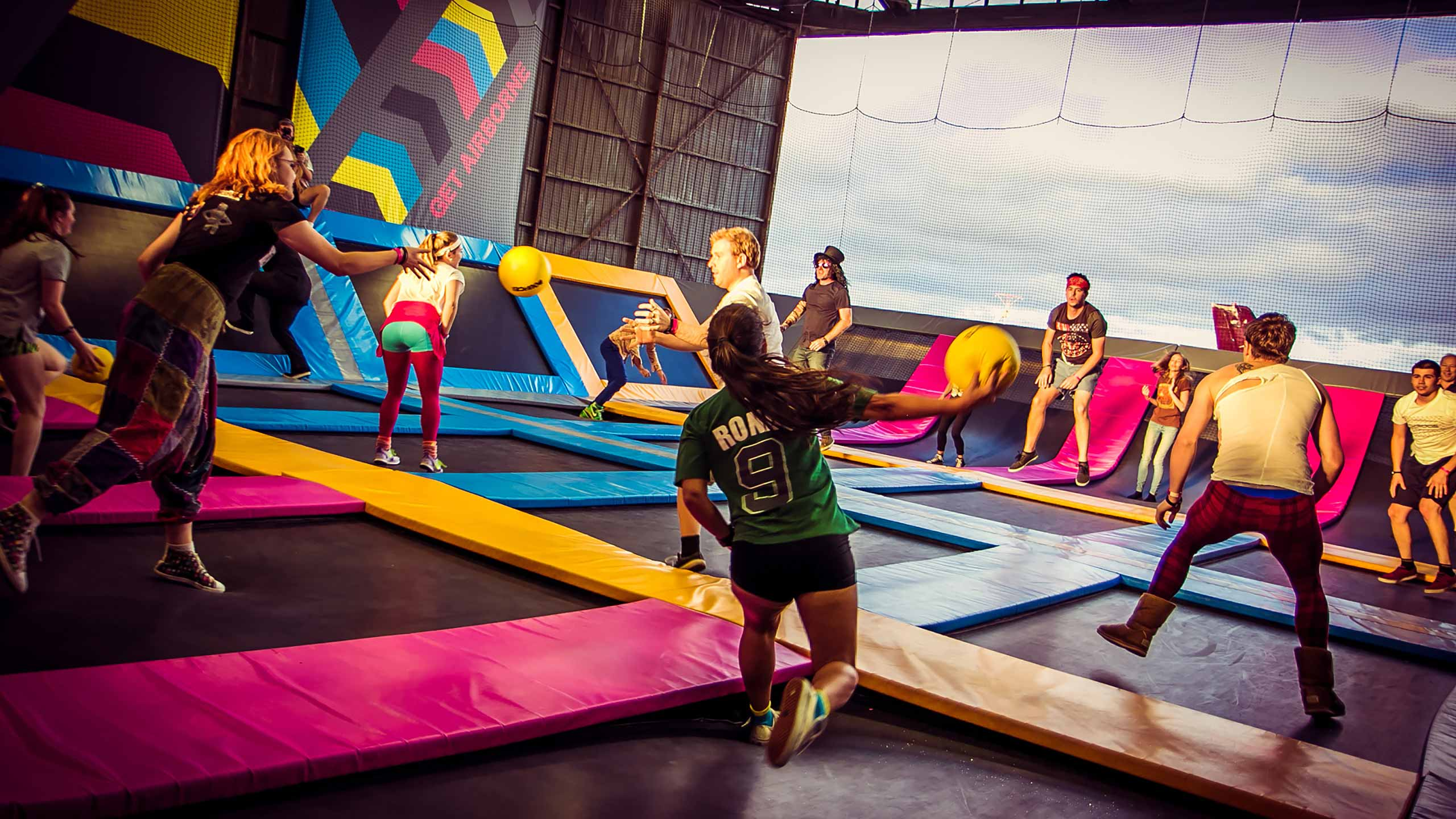 bounce adelaide adventure for the whole family